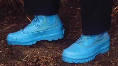 AMBUSH x Converse Chuck Rubber Boot Blue front
