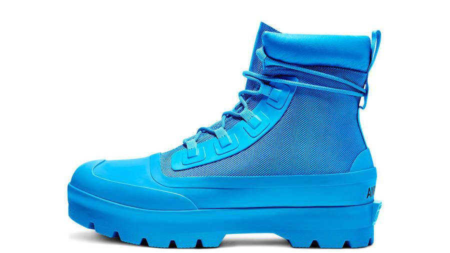 AMBUSH x Converse Chuck Taylor All Star Duck Boot Blue