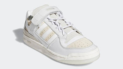 Beyonce Ivy Park x adidas Forum Low White Pink Front