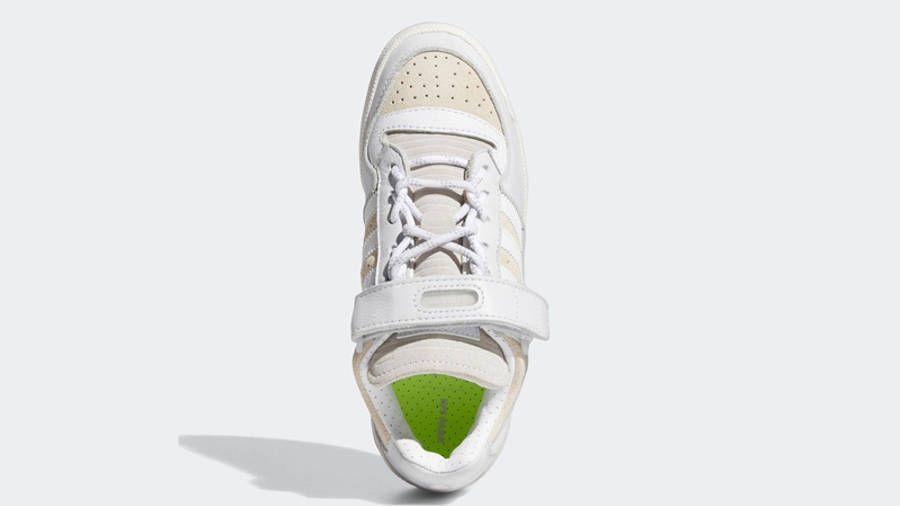 Beyonce Ivy Park x adidas Forum Low White Pink Middle