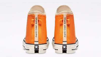 Feng Chen Wang x Converse Chuck 70 High 2-in-1 Persimmon Orange Back