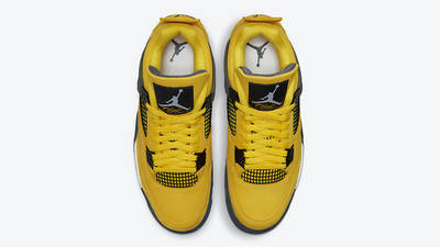 Jordan 4 Lightning middle