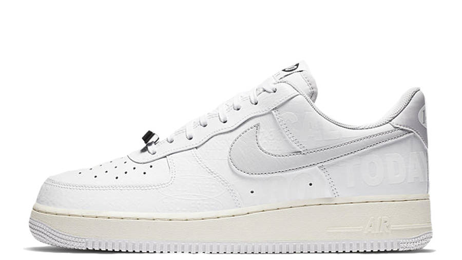 Nike Air Force 1 Low Toll Free White