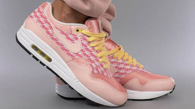 Nike Air Max 1 Strawberry Lemonade On Foot
