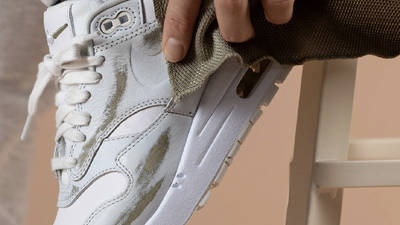 Nike Air Max 1 Yours On Foot Closeup