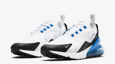 Nike Air Max 270 Laser Blue Front