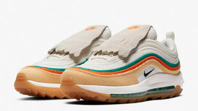 Nike Air Max 97 G NRG Celestial Gold CJ0563-200 front