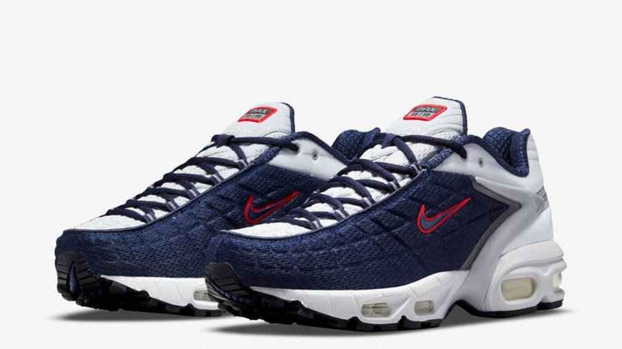 Nike Air Max Tailwind 5 USA Midnight Navy Front