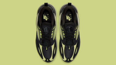 Nike Air Max Zephyr Smoke Grey Lime Middle
