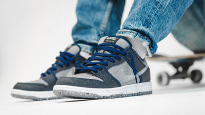 Nike SB Dunk Low Crater On Foot