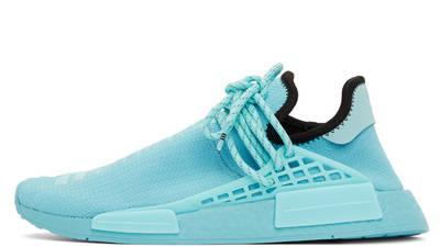 Pharrell Williams x adidas NMD Hu Blue GY0094