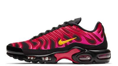 Supreme x Nike TN Air Max Plus Red