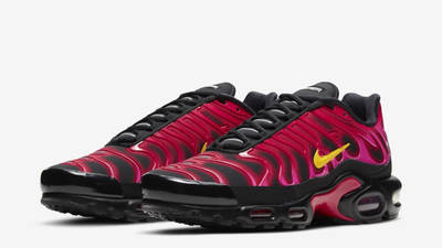 Supreme x Nike TN Air Max Plus Red Front