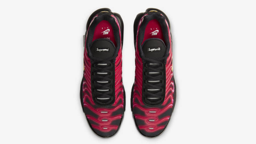 Supreme x Nike TN Air Max Plus Red Middle