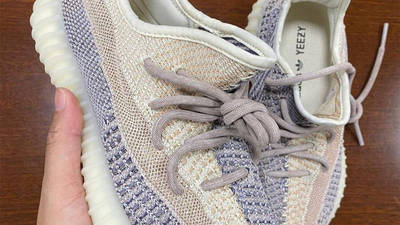 Yeezy Boost 350 V2 Ash Pearl First Look In Hand