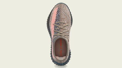 Yeezy Boost 350 V2 Ash Stone Middle
