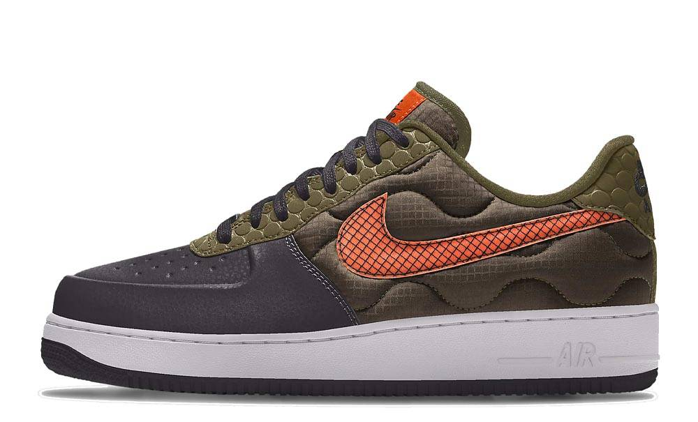 3M x Nike Air Force 1 Low By You Multi | Where To Buy | DJ2655-992 ...