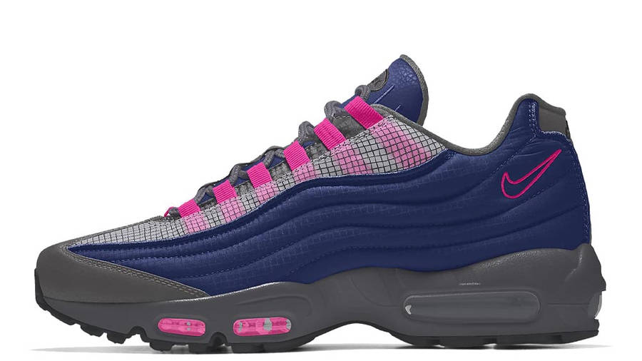 Nike Air Max 95 3M By You | Where To Buy | DA7559-991 | The Sole ...