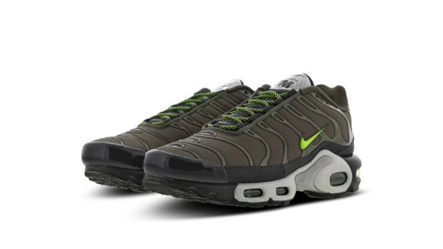 3M x Nike TN Air Max Plus Twilight Marsh Volt | Where To Buy ...