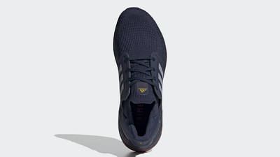 adidas Ultra Boost 20 Collegiate Navy Middle