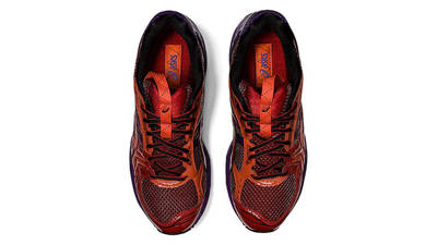 ASICS GEL-Kayano 14 UB1-S Classic Red Blue Middle