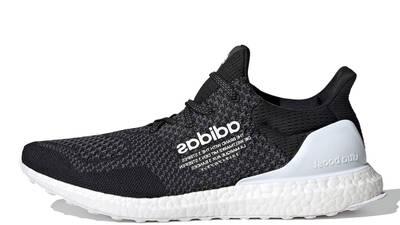atmos x adidas Ultra Boost DNA Core Black White