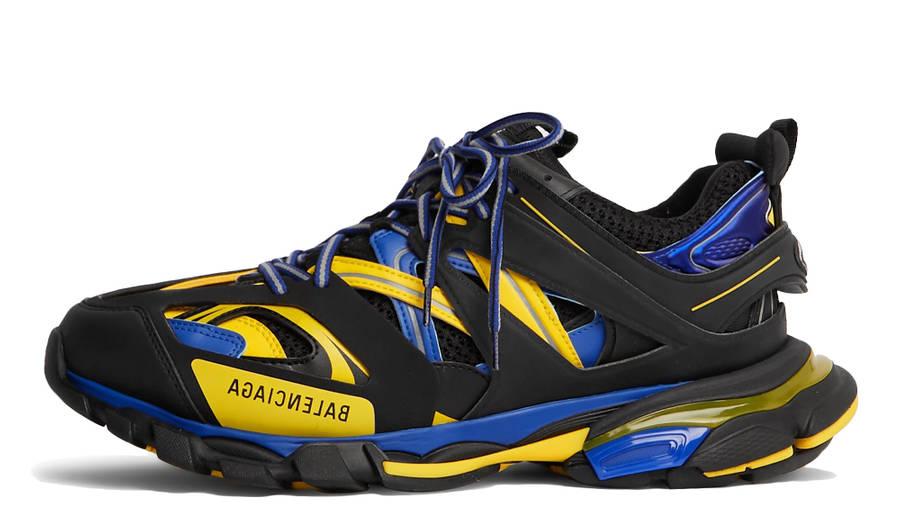 Balenciaga Track Black Yellow Blue