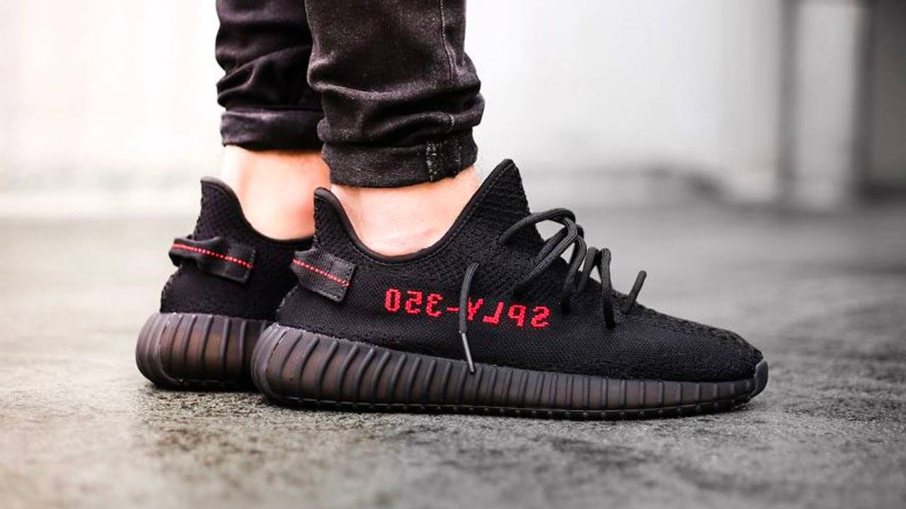 yeezy boost bred