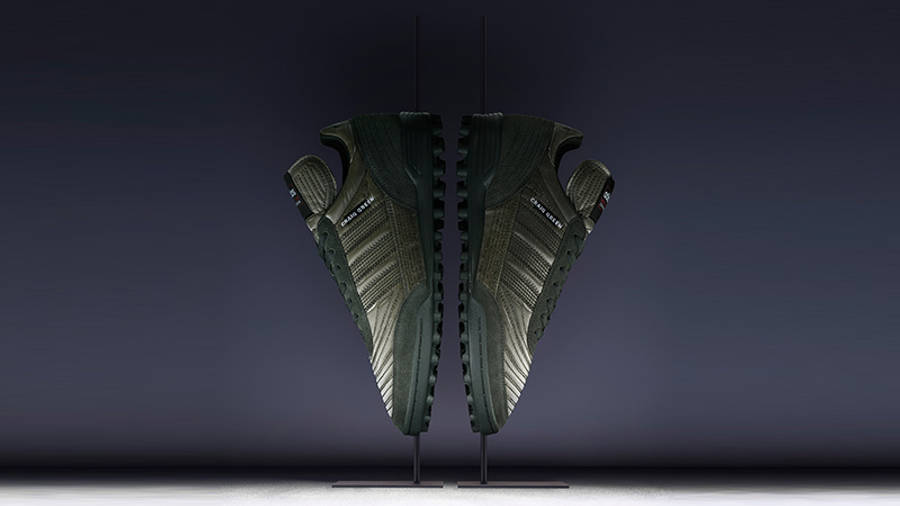 Craig Green x adidas Kontuur III Black Silver FY7696 lifestyle