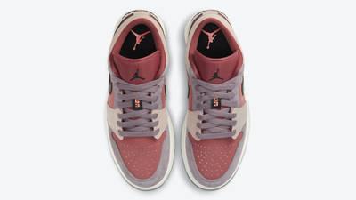 Jordan 1 Low Canyon Rust Middle