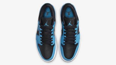 Jordan 1 Low Laser Blue Middle