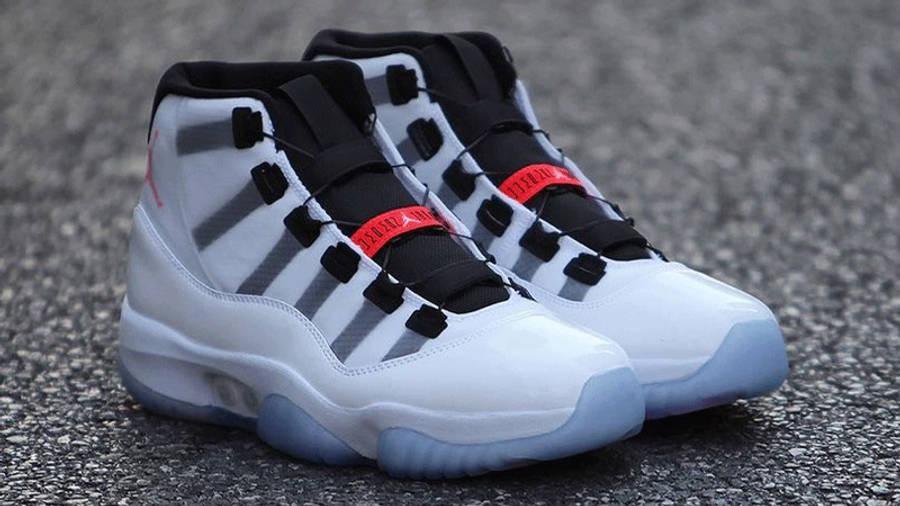 Jordan 11 Adapt White Black | Where To Buy | DD3526-100 | The Sole ...