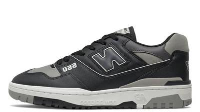 New Balance 550 Black Grey