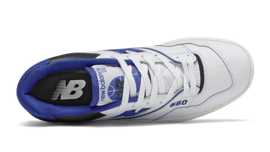 New Balance 550 Blue Middle