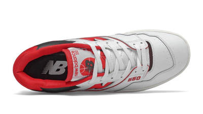 New Balance 550 Red Middle