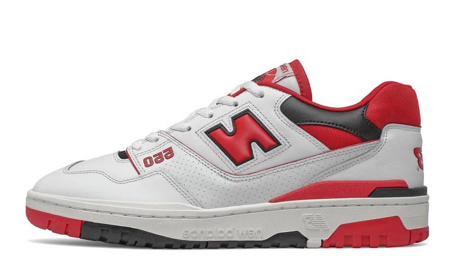 New Balance 550 Red