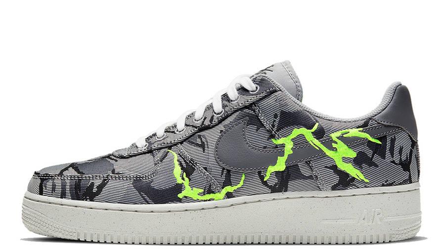 Nike Air Force 1 07 LX Light Smoke Grey