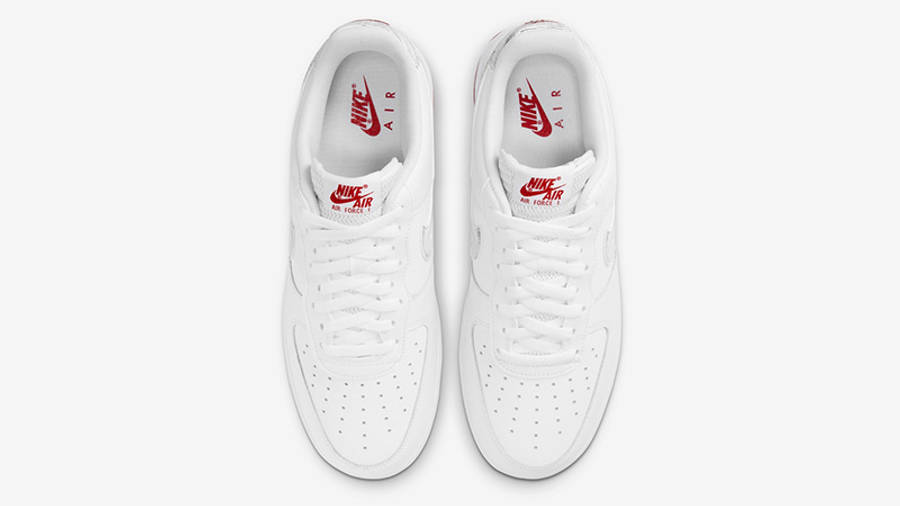 Nike Air Force 1 Low Topography Pack White DH3941-100 middle