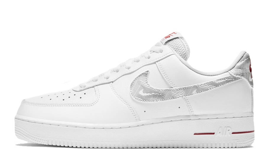 Nike Air Force 1 Low Topography Pack White DH3941-100