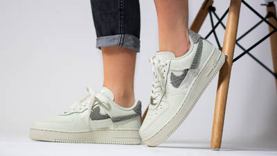 Nike Air Force 1 LXX Sea Glass On Foot