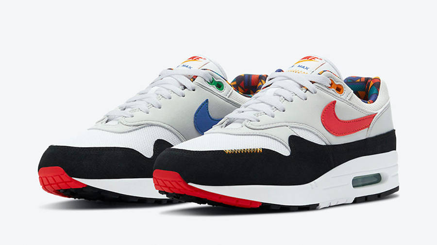 Nike Air Max 1 Live Together Play Together DC1478-100 front