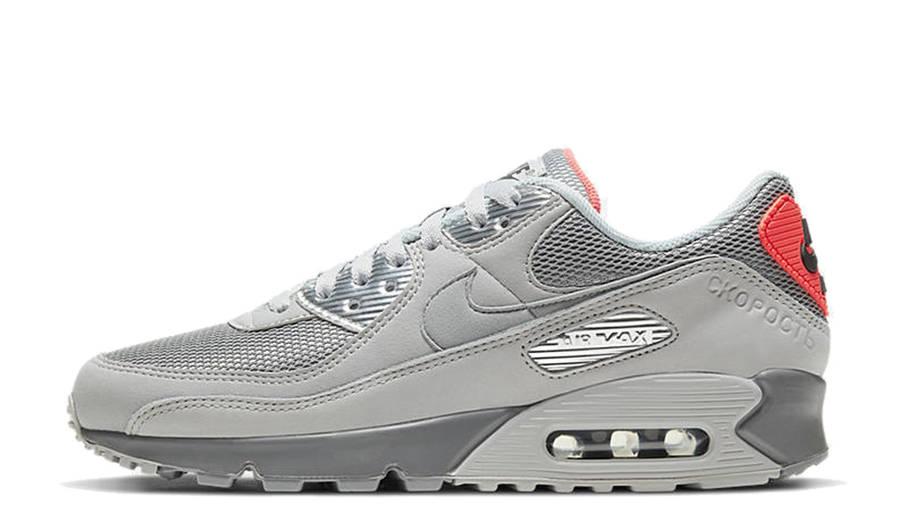 ratón o rata hará código Morse  Nike Air Max 90 Moscow | Where To Buy | DC4466-001 | The Sole Supplier