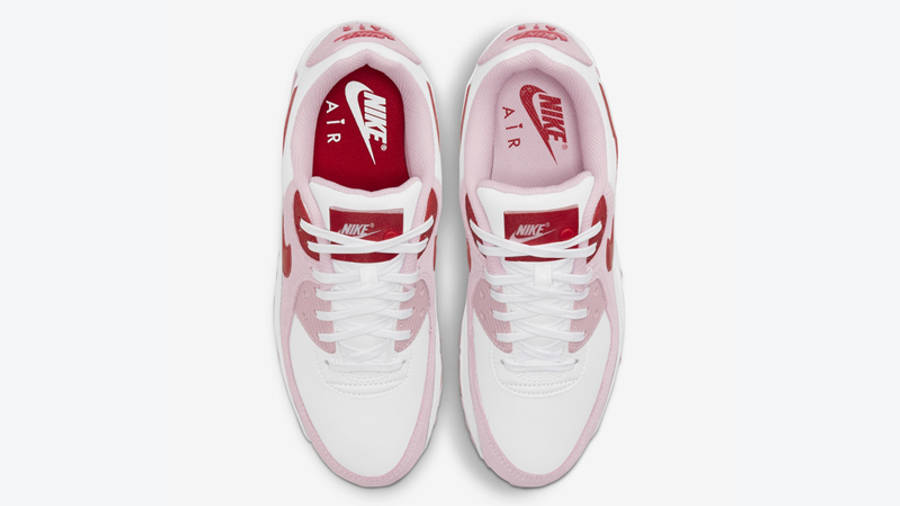 Nike Air Max 90 QS Valentines Day Middle