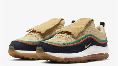 Nike Air Max 97 Golf NRG Obsidian Starfish Front