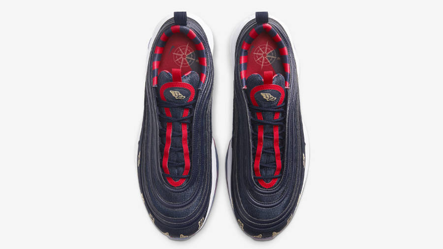 Nike Air Max 97 Golf Wing It Middle