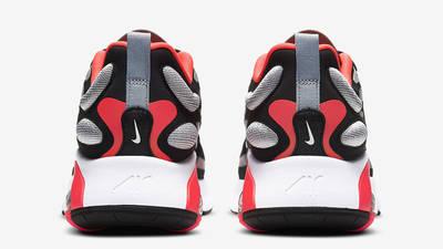 Nike Air Max Exosense Black Radiant Red Back