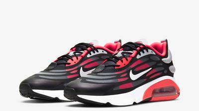 Nike Air Max Exosense Black Radiant Red Front