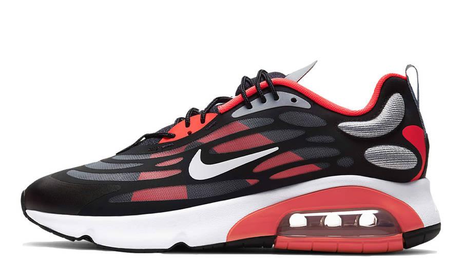 Nike Air Max Exosense Black Radiant Red