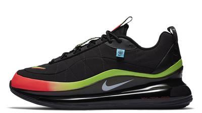 Nike Air Max MX-720-818 Worldwide Black