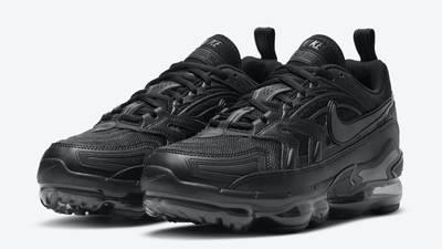 Nike Air VaporMax EVO Black Front